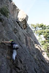 Tre Climbs